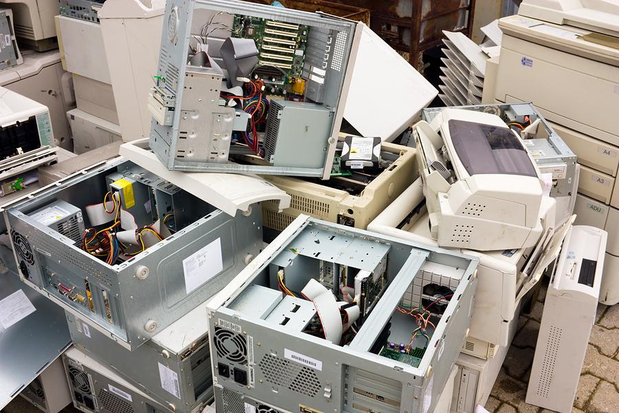 отходы компьютерной техники
