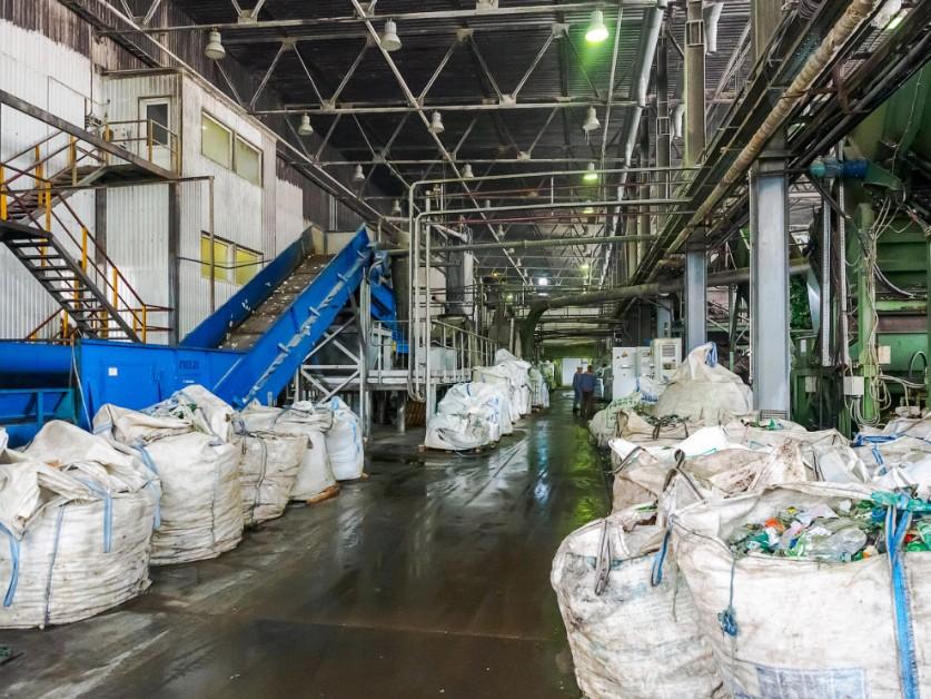 Омский завод по переработке макулатуры куб макулатуры
